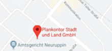 Google Maps Neuruppin